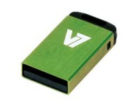 V7 USB NANO STICK 8GB GREEN