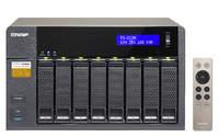 QNAP TS-853A-8G 8BAY 48TB WD RED PR