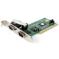 StarTech.com 2 PORT PCI SERIAL ADAPTER CARD