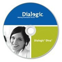 Dialogic Diva G.723 CODEC 1 CH SW LIC