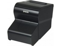 Epson TM-T88V-DT, USB, RS232, Ethernet, PosReady 7, schwarz