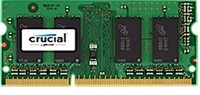 Crucial 2GB DDR3L 1600 MT/S(PC3L-12800