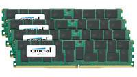 Crucial 128GB KIT(32GBX4) DDR4 2400MT
