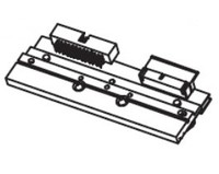 Zebra Druckkopf 105SL Plus, 12 Punkte/mm (300dpi)