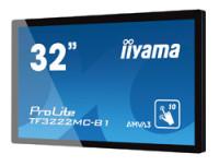 Iiyama TF3222MC-B1 80CM 31.5IN AMVA3
