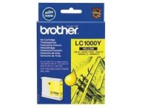 Brother LC-1000Y INK CARTRIDGE YELLOW