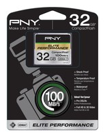 PNY Technologies CF 32GB ELITE PERF. UDMA 7