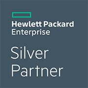 HP Logo Silver Partner