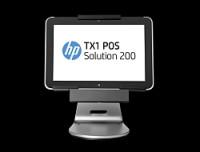 Hewlett Packard TX1 POS SOLUTION 200