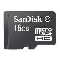 Sandisk SD CARD MICRO 16GB SDHC
