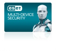 ESET Multi Device Security 5User 2Year New Security-Suite Antivirus Antispyware Antispam Firewall Cl