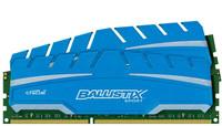 Crucial 8GB KIT (4GBX2) DDR3