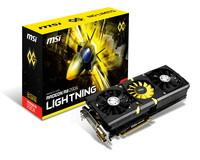 MSI RADEON R9 290X LIGHTNING 4GB