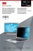 3M PF14.0W PRIVACY FILTER BLAC
