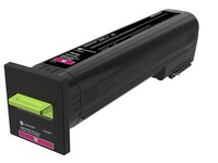 Lexmark RETURN-TONER CARTRIDGE MAGENTA