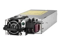 Hewlett Packard 1500W CS 48VDC HT PLG PWR SPL