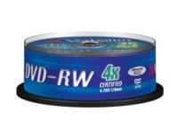 Verbatim DVD-RW 4.7GB 4X 25PK