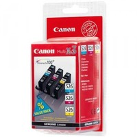 Canon CLI-526 C/M/Y MULTIPACK BLISTE