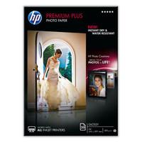 Hewlett Packard PREMIUM PLUS GLOSSY PHOTO PAPE