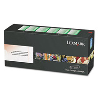 Lexmark RETURN TONER YELLOW 5000 PGS