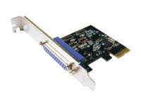 Mcab PCIe parallel Card, 1 Port