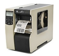 Zebra 110Xi4, 12 Punkte/mm (300dpi), Peeler, Rewind, ZPLII, Multi-IF,