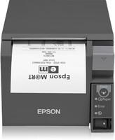 Epson TM-T70II, USB, WLAN, hellgrau