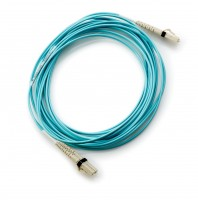 Hewlett Packard MULTI-MODE OM3 LC/LC FC CABLE