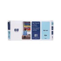 Hewlett Packard Print Head und Cleaner No.:81