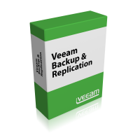 Veeam BACKUP und REPLCTN STD E