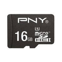 PNY Technologies MICRO-SDHC HI-PERF 16GB W ADAP
