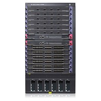 Hewlett Packard HP 10512 SWITCH CHASSIS