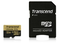 Transcend 32GB MICROSDHC UHS-I U3
