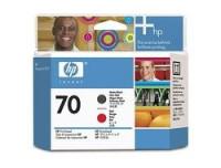 Hewlett Packard INK MATTE BLACK/ RED