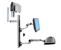 Ergotron LX WALL MOUNT LCD und KEYBOARD