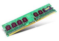 Transcend 1GB DDR2 667 U-DIMM 1RX8