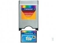 Transcend 256MB PCMCIA ATA FLASH CARD