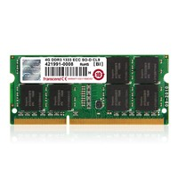 Transcend 4GB DDR3 1333 ECC-SO-DIMM 2RX8