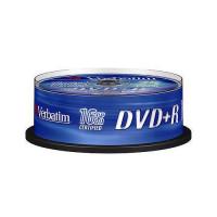 Verbatim DVD+R 4.7GB 16X SCRATCH