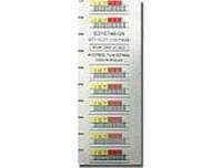 Tandberg Data LTO-5 BARCODE LAB. 95XDC 5XCC