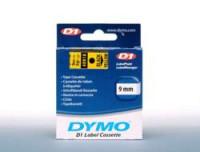 Dymo D1-TAPE 9MM X 7M