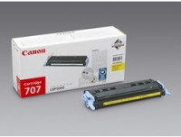 Canon TONER CARTRIDGE 707 YELLOW