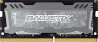 Crucial 16GB DDR4 2400 MT/S PC4-19200