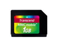 Transcend MMC MOBILE 1GB DUAL VOLTAGE