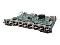 Hewlett Packard 7500 48P 1000BASE-T W/ POE+ SE