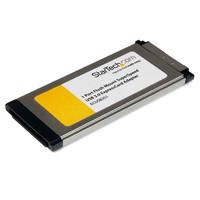 StarTech.com EXPRESSCARD USB 3 CARD