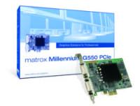 Matrox Millenium G550 DH 32MB DDR LP