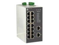 LevelOne 16 FE Unmanaged Switch -10