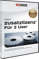 Lexware zusatzlizenz 2017 fuer 2 User