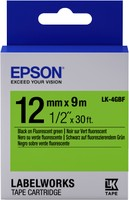 Epson TAPE - LK4GBF FLUOR BLK